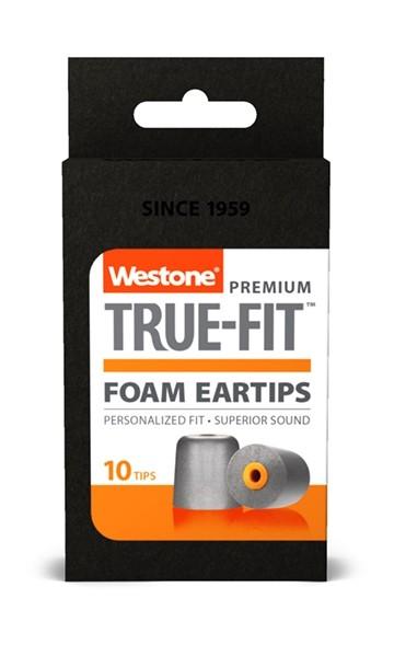 True-Fit Foam Eartip - 15.5mm box front