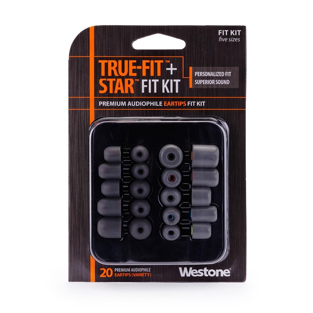 TRUE-FIT + STAR Fit Kit package