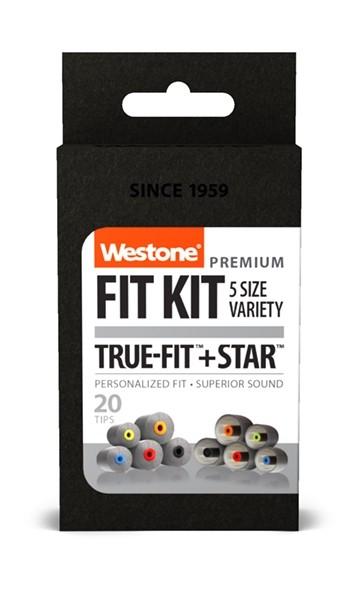 TRUE-FIT + STAR Fit Kit box front