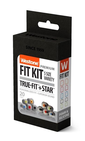 TRUE-FIT + STAR Fit Kit box side