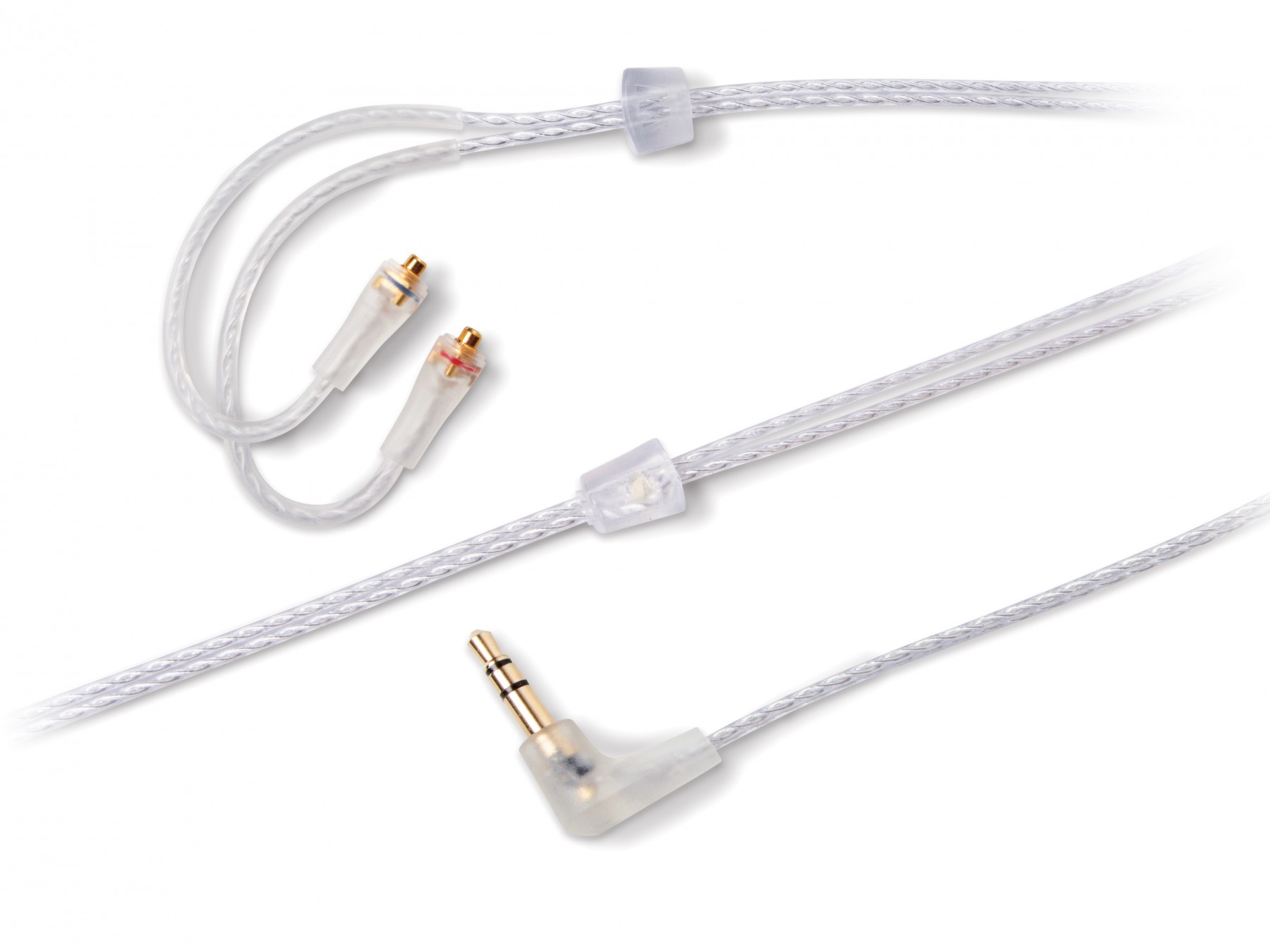 High-Definition Silver MMCX Audio® Cable