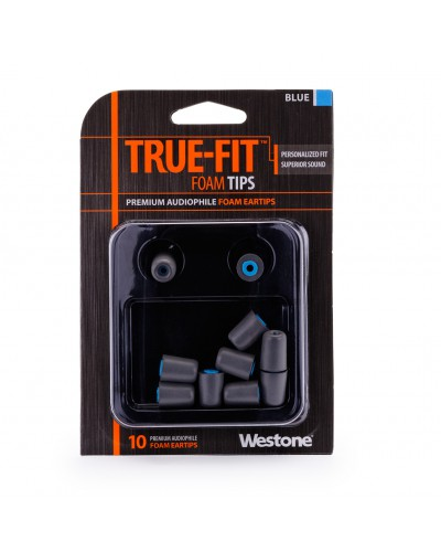 True-Fit Foam Eartips - 14.9mm