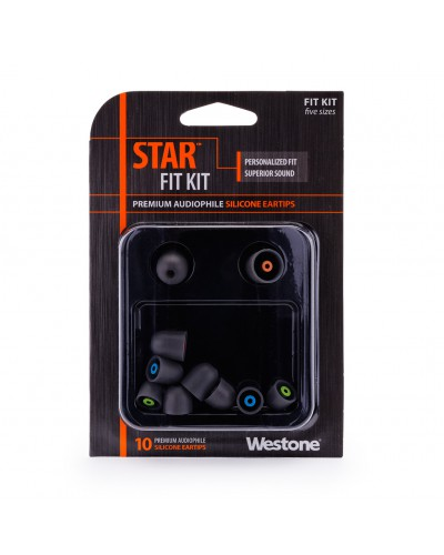 STAR Silicone Tips - Combo Pack