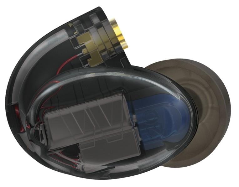 UM Pro 20 Earphones - Smoke