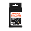 EPIC 2-Pin Replacement Cable - Clear - 52 inches