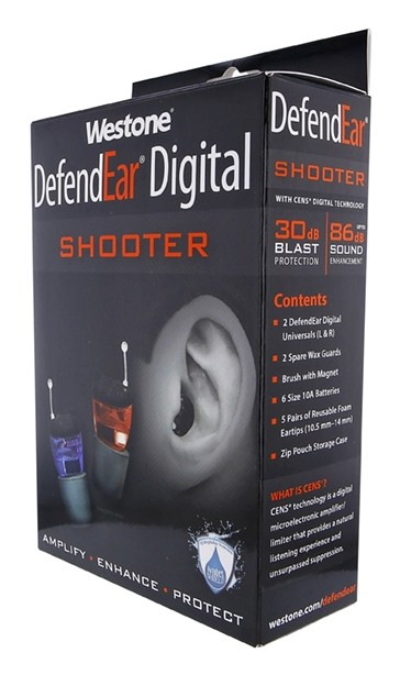 DefendEar Shooter Box Right