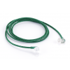 Nylon Cord with Pop Ends, Green