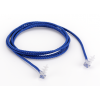 Nylon Cord with Screw Ends, Blue