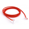 Nylon Cord with Screw Ends, Orange