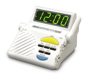 Sonic Alert Alarm Clock (SB1000)