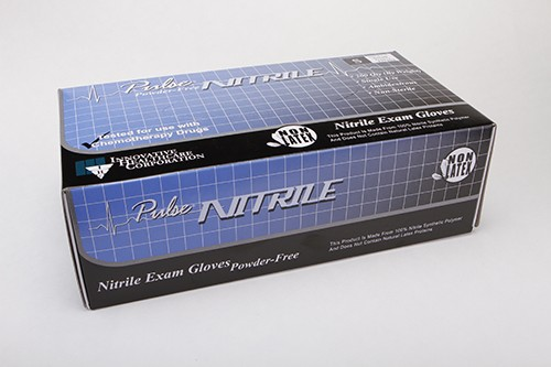 Nitrile Gloves, Small, 200/box