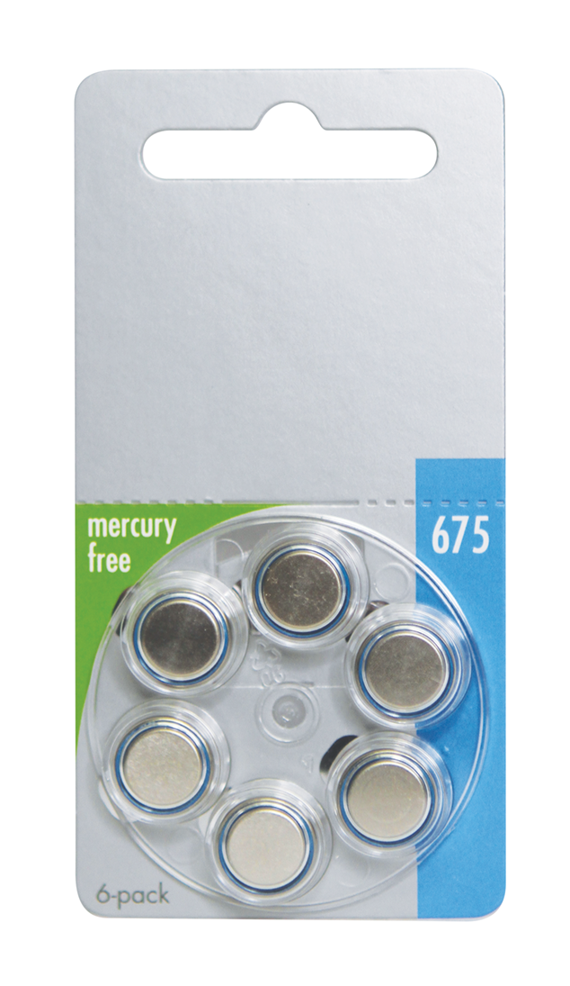 Varta Mercury-Free Private Label