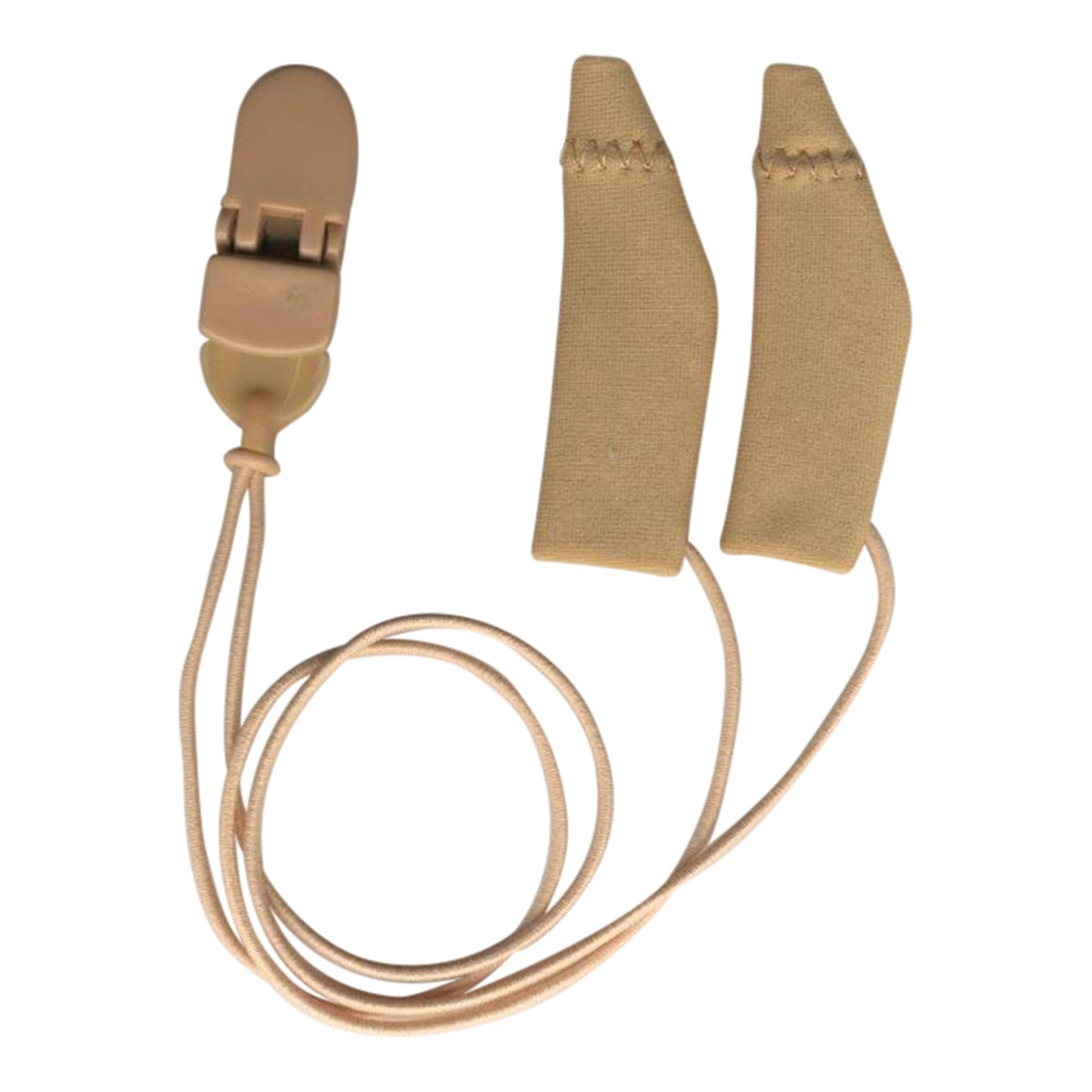 Original, Binaural (dual), with cord, Beige