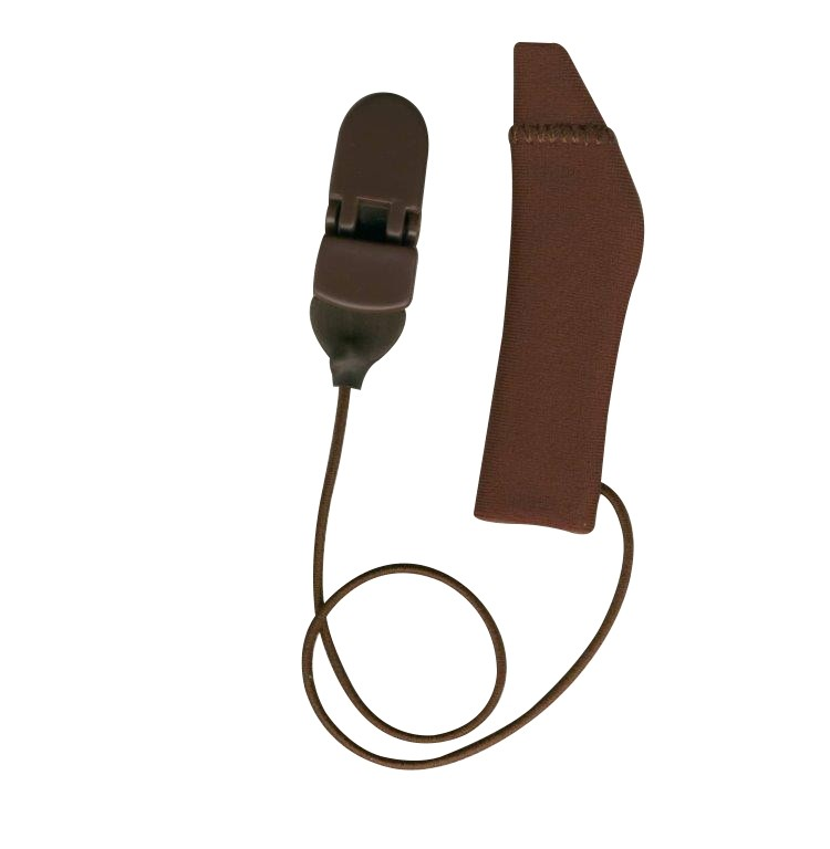 FM System, Monaural (single), with cord, Brown