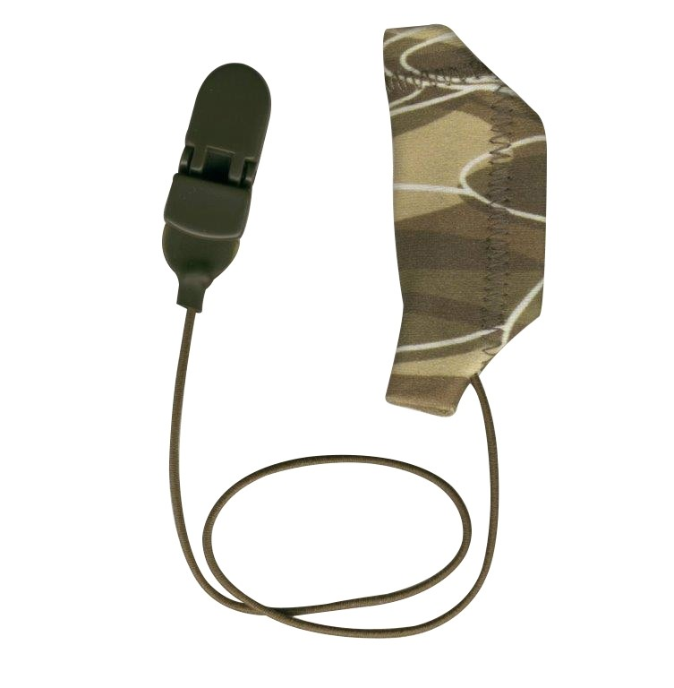 Cochlear, Monaural (single), with cord, Camo