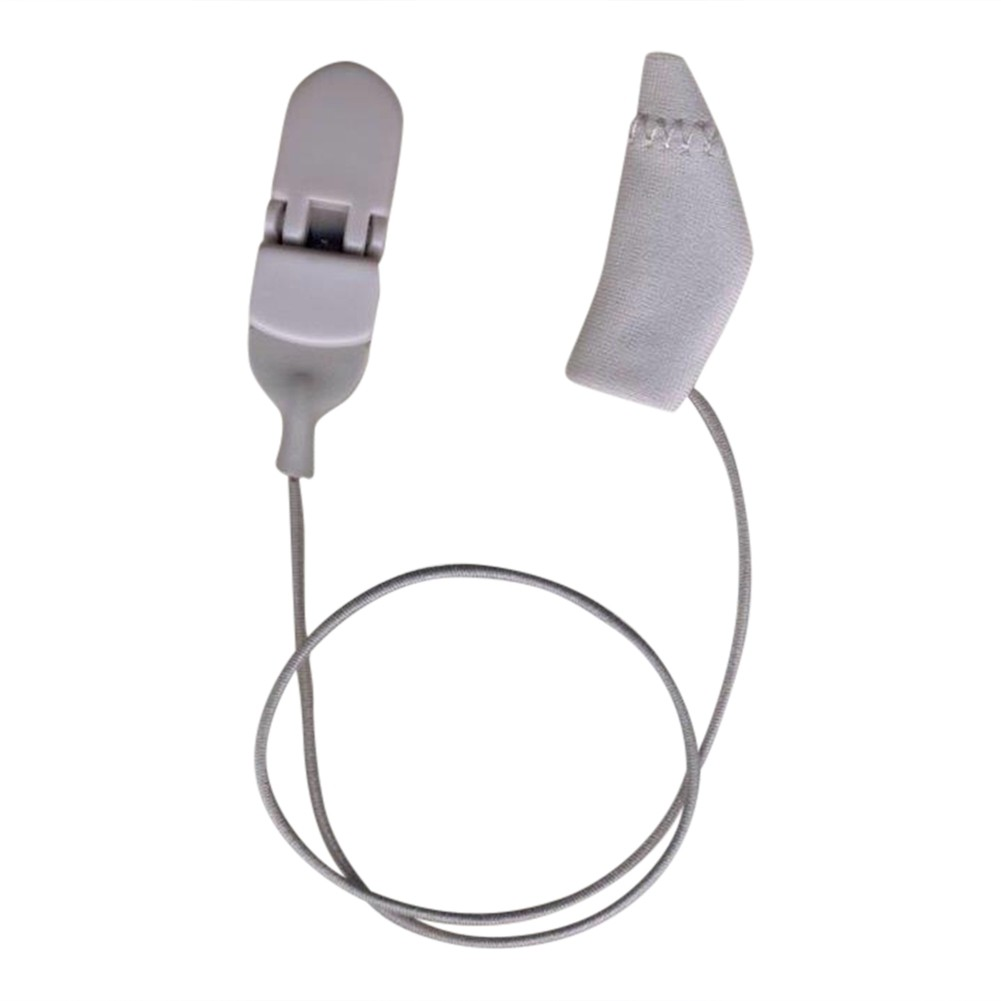 Mini Curved, Monaural (single), with cord, Grey