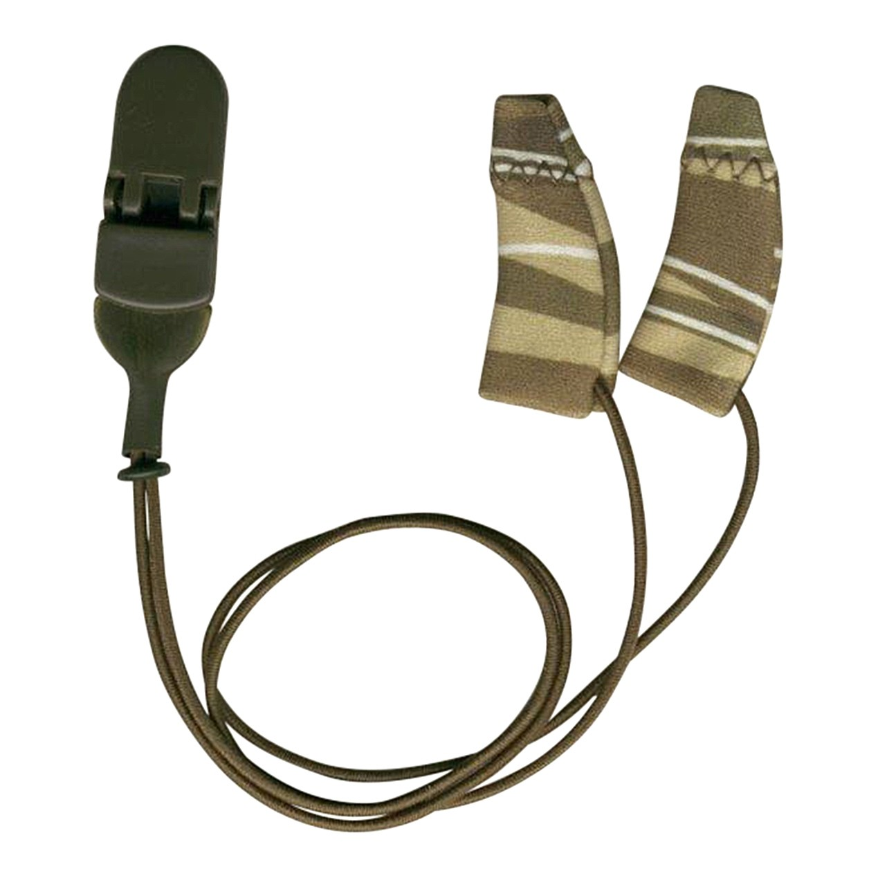 Mini Curved, Binaural (dual), with cord, Camo