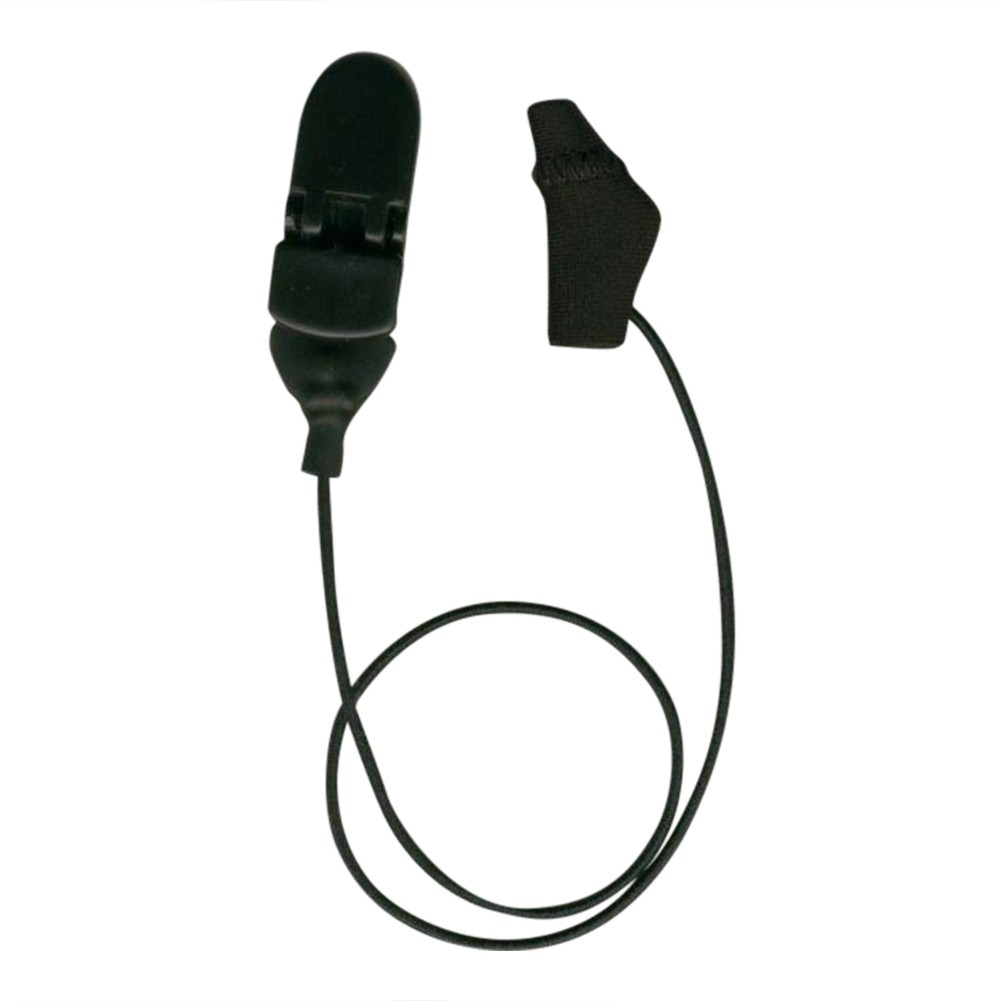 Micro, Monaural (single), with cord, Black