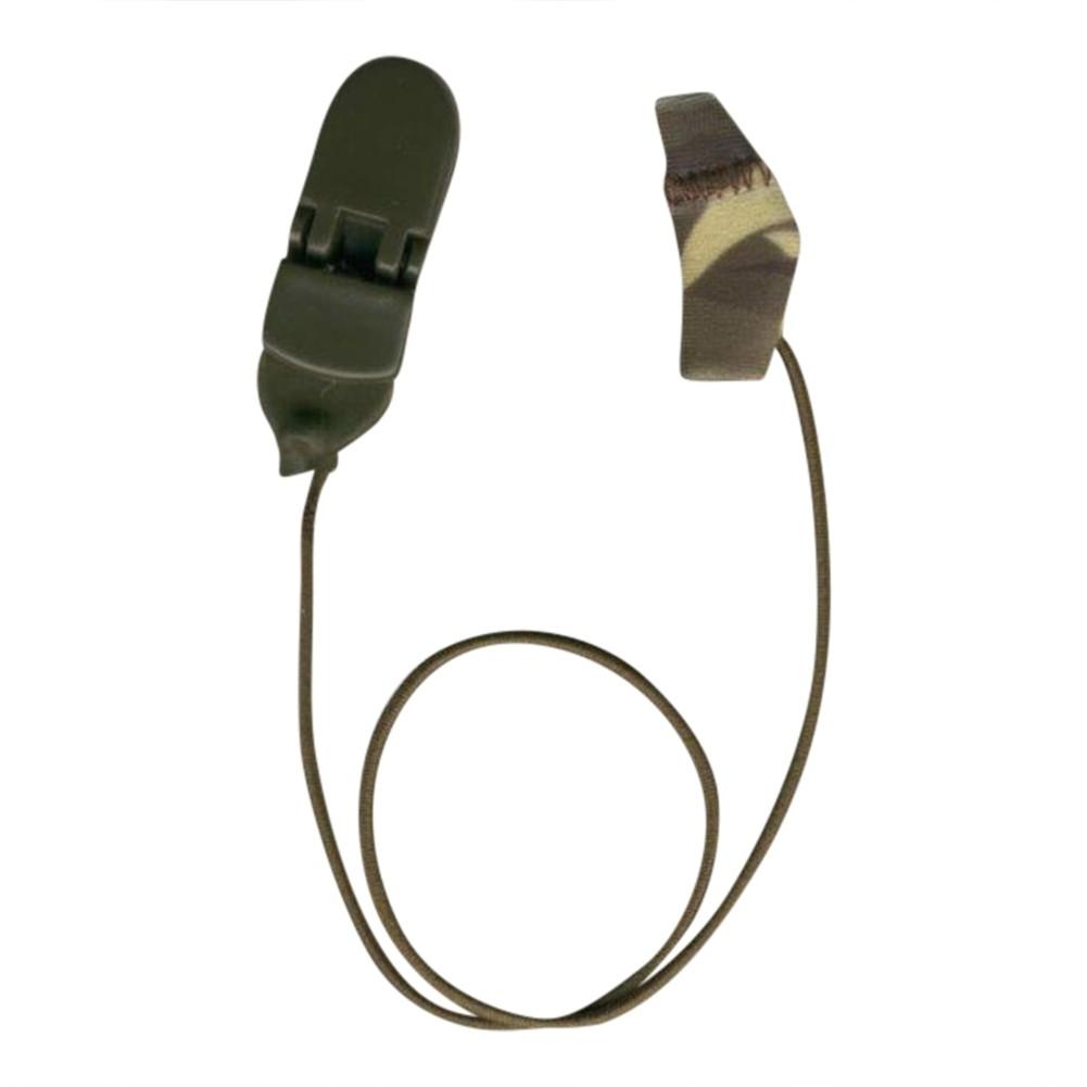 Micro, Monaural (single), with cord, Camo