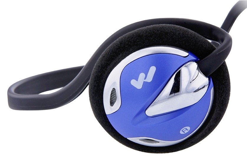 PockeTalker rear wear headphone
