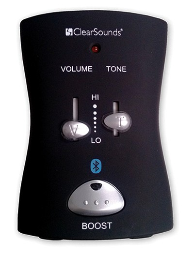 ClearSounds QH2 Bluetooth Hub and Phone Amplifier