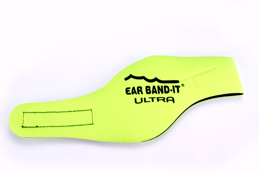 ear band-it ultra yellow