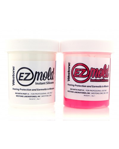 EZ Mold 4oz Tub Set - Pink