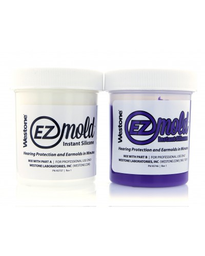 EZ Mold 4oz Tub Set - Purple