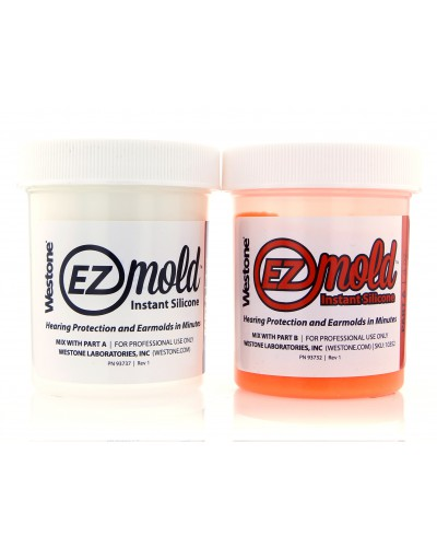 EZ Mold 4oz Tub Set - Orange