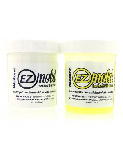 EZ Mold 4oz Tub Set - Yellow