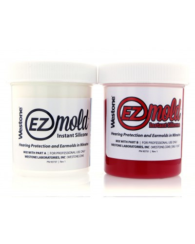 EZ Mold 4oz Tub Set - Red