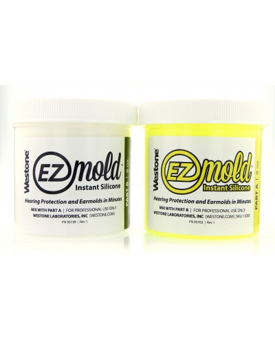 EZ Mold 8oz Tub Set - Yellow