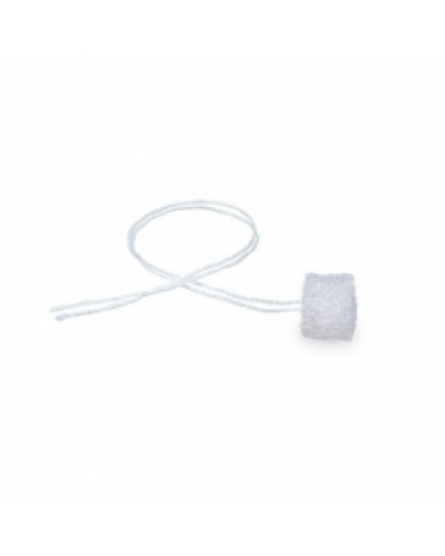 Foam Ear Dams - 7mm White