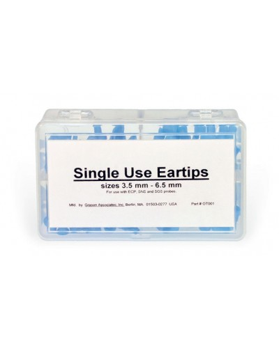 Grason Single-Use Pediatric Eartip Set Full Set