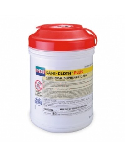 Sani-Cloth Plus Germicidal Disposable Cloth Wipe