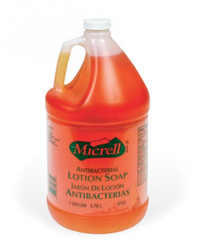 Micrell Antibacterial Lotion Soap