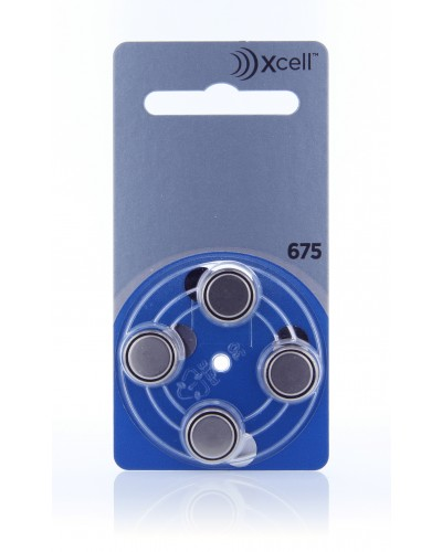 Xcell Batteries by Rayovac Size 675