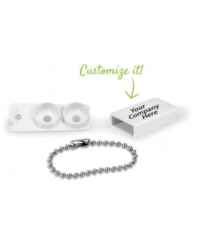 Custom Imprinted Battery Holders