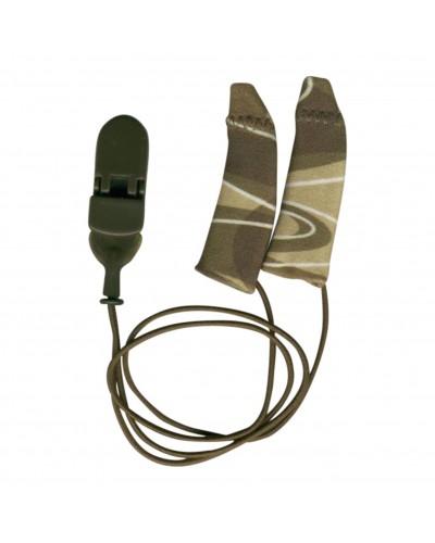 Original, Binaural (dual), with cord, Camo