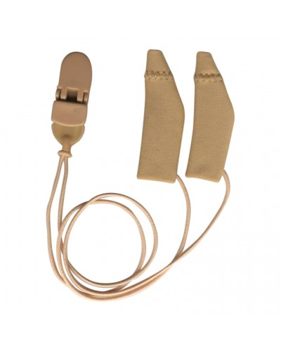 Original, Binaural (dual), with cord, Beige