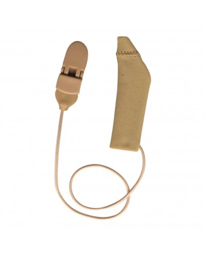 FM System, Monaural (single), with cord, Beige