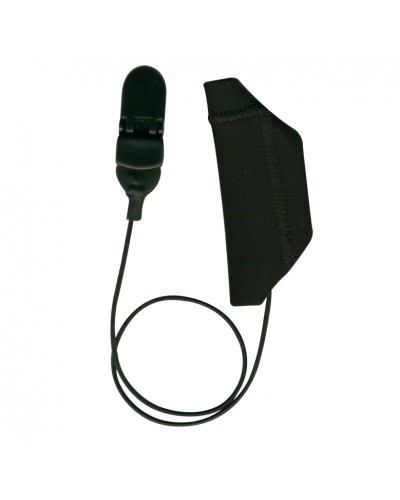 Cochlear, Monaural (single), with cord, Black