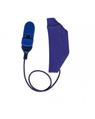 Cochlear, Monaural (single), with cord, Royal Blue