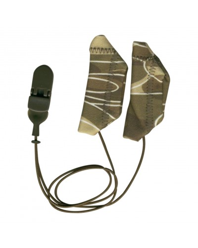Cochlear, Binaural (dual), with cord, Camo