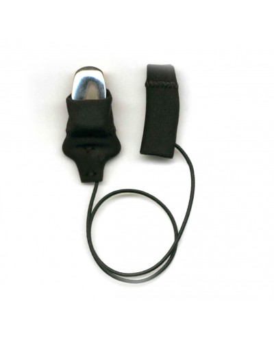 Mini Squared, Monaural (single), with cord, Black