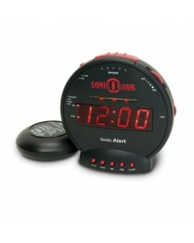 Sonic Bomb  Clock (SBB500SS)