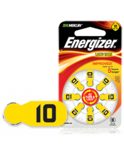Energizer EZ Turn and Lock