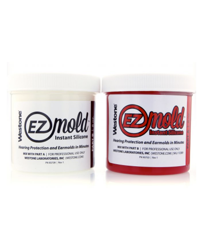 EZ Mold 8oz Tub Set - Red