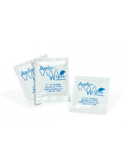 Audiologist's Choice Audio Wipes