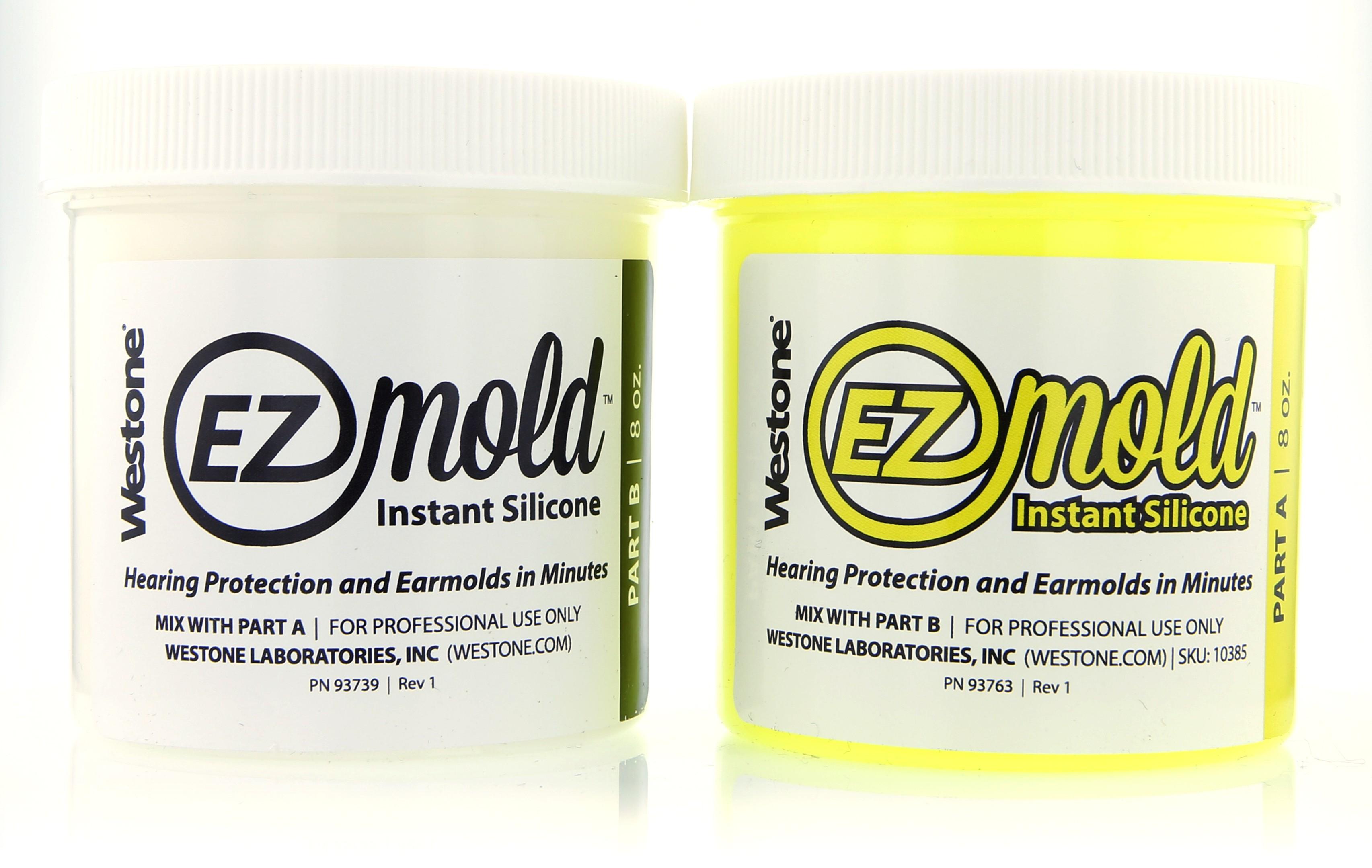 EZ Mold 8oz Tub Set - Yellow